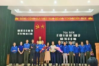 Đoàn Cơ sở VQG Phong Nha - Kẻ Bàng tổ chức các hoạt động Kỷ niệm 90 năm ngày thành lập Đoàn TNCS Hồ Chí Minh